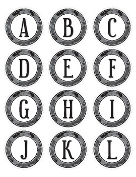 Grey Camouflage Dot Labels