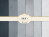 Grey Digital Paper