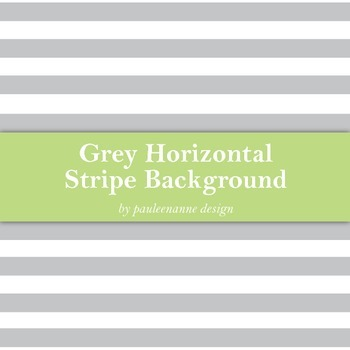 Grey Horizontal Stripe Background