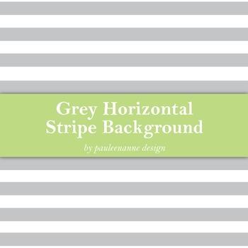 Grey Horizontal Stripe Background