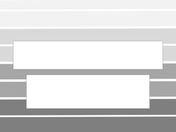 Grey Ombre PowerPoint Template