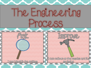 Grey and Coral Engineering Process