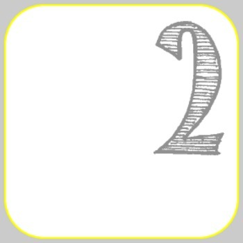 Grey and Yellow Calendar