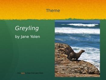 Greyling By Jane Yolen Short Story Lesson