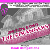 Greystone Secrets The Strangers Novel Study Classroom & Di