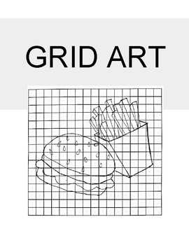 Grid Art Candy Wall