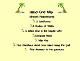 Grid Art Island Maps