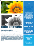 Grid Drawing Homework Handout