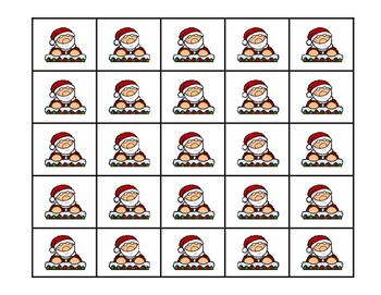 Grid Game {Christmas}