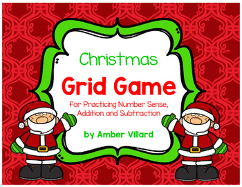 Grid Game {Christmas}