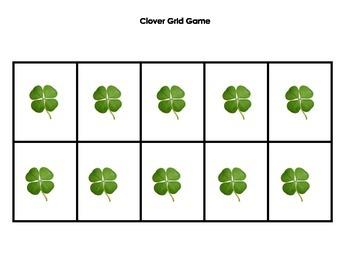 Grid Game: Clover