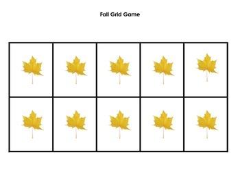 Grid Game: Fall