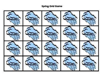 Grid Game: Spring