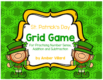 Grid Game {St. Patrick's Day}