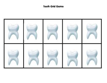 Grid Game: Teeth
