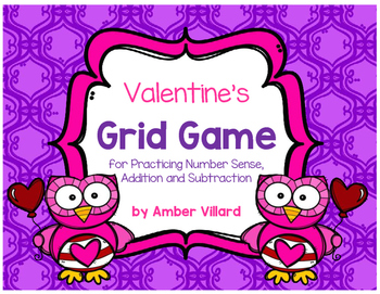 Grid Game {Valentine's}