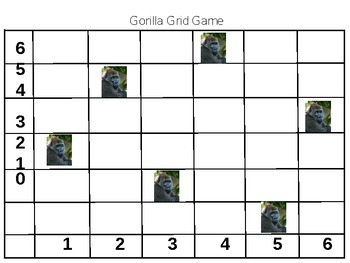 Grid Game in a File Folder
