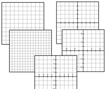 Grid Paper Bundle Pack