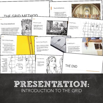 Grid Method Drawing Unit: Introduction to the Grid Method Through Three Lessons
