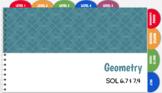 Grid Method SOLs 6.7 & 7.4 Geometry
