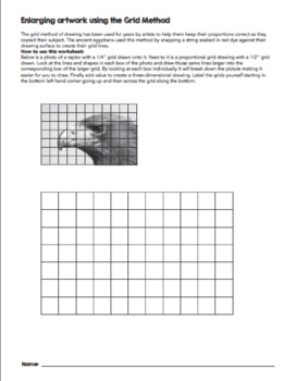 grid method worksheets 8 how to draw on a grid worksheets tpt