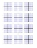Grid Paper 10 x 10 (Editable)