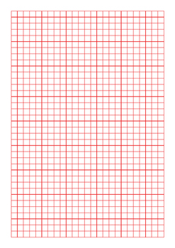 grid paper 7 5mm black blue and red by digital resource land tpt