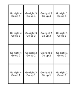 Grid Pictures- easy