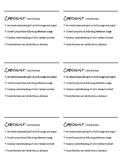 Grid Portrait Project Checklist