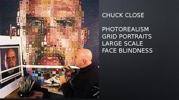 Grid Portraits