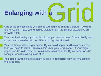 Grid a Picture PowerPoint