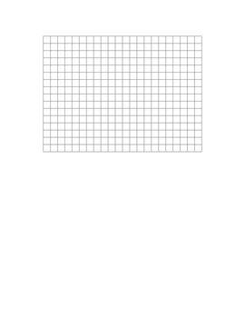 Grid/Graph Paper/Coordinate Plane 1