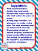 Griddable & Dry Erase Board Algebra I & II STAAR Test
