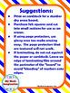 Griddable & Dry Erase Board Grade 3 STAAR Test