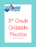 Griddable Practice for STAAR - Grade 3