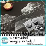 CUPCAKES- Gridded images and  video demonstration