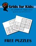 Grids for Kids:  FREE
