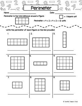 Gridtastic Area and Perimeter: Fun Activities, Worksheets, & Games