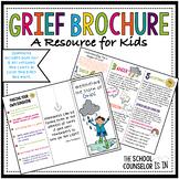 Grief Brochure for Kids