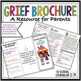 Grief Brochure for Parents