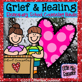 Grief & Healing Bundle for Elementary School Counselors