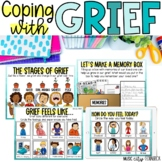 Grief & Loss, Coping with Death Journal: Digital Distance