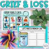 Grief & Loss, Coping with Death Journal: In-Person & Digit
