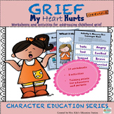 Grief Packet for use in Small Group or individual Sessions