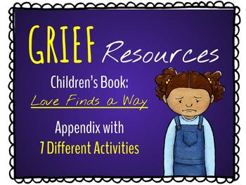 Grief Resource for Counseling