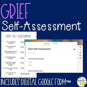 Grief Self-Assesment