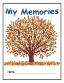 Grief Student Memory Workbook