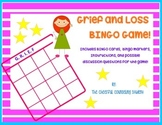 Grief and Loss BINGO Game!