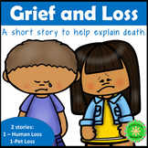 Grief and Loss- A short story to explain death
