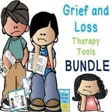 Grief and Loss Therapy BUNDLE